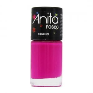 Esmalte Coleção Neon Fosco Drink 10ml - Anita