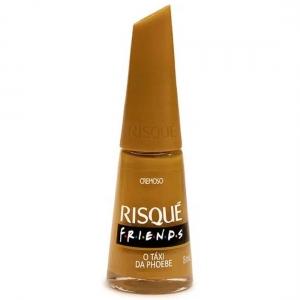 Esmalte Friends O Táxi da Phoebe 8ml - Risqué