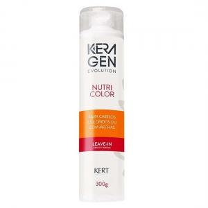 Keragen Evolution Leave-in Nutri Color 300g - Kert