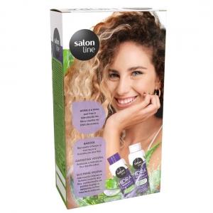 Kit Shampoo e Condicionador Hidra Babosa 300ml - Salon Line