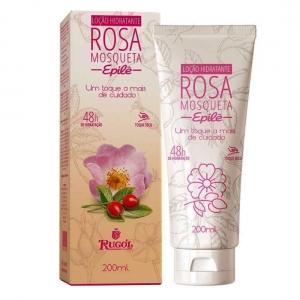 Loção Hidratante Rosa Mosqueta Epilê 200ml - Rugol