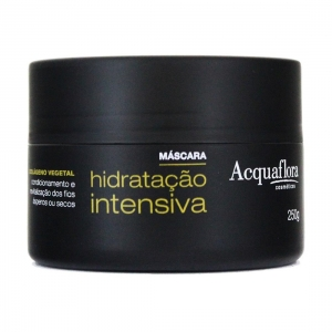 Máscara Hidratação Intensiva Colágeno Vegetal 250g - Acquaflora