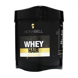 Mascára Whey Hair Protein 500g - Hidrabell