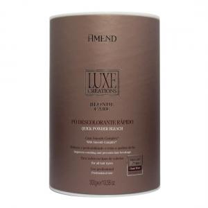Pó Descolorante Luxe Creations Blonde Care 300g - Amend