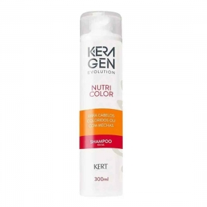 Shampoo Keragen Evolution Nutri Color 300g - Kert