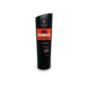 Shampoo Pós Coloração S.O.S Color 500ml - Hidrabell
