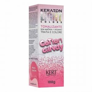 Tonalizante Keraton Light Colors Cotton Candy 100g - Kert