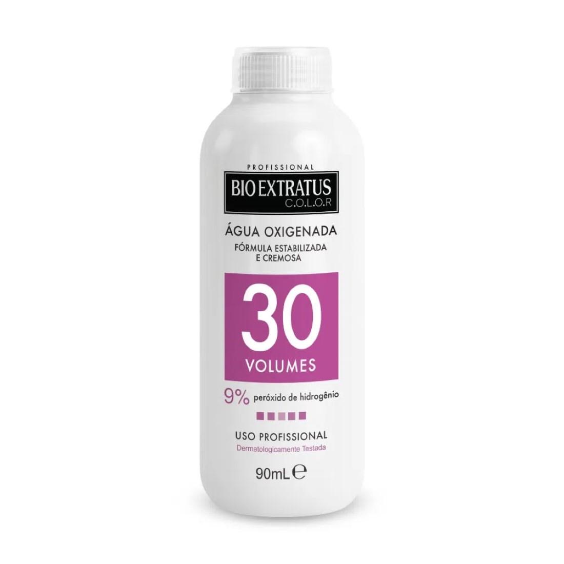 Água Oxigenada 30 Volumes 90ml - Bio Extratus