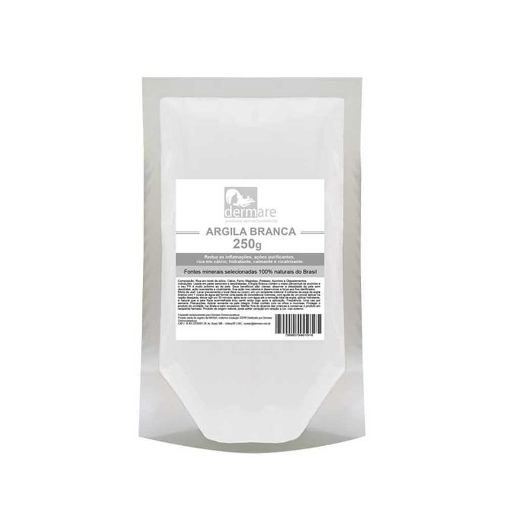 Argila Branca 250g - Dermare