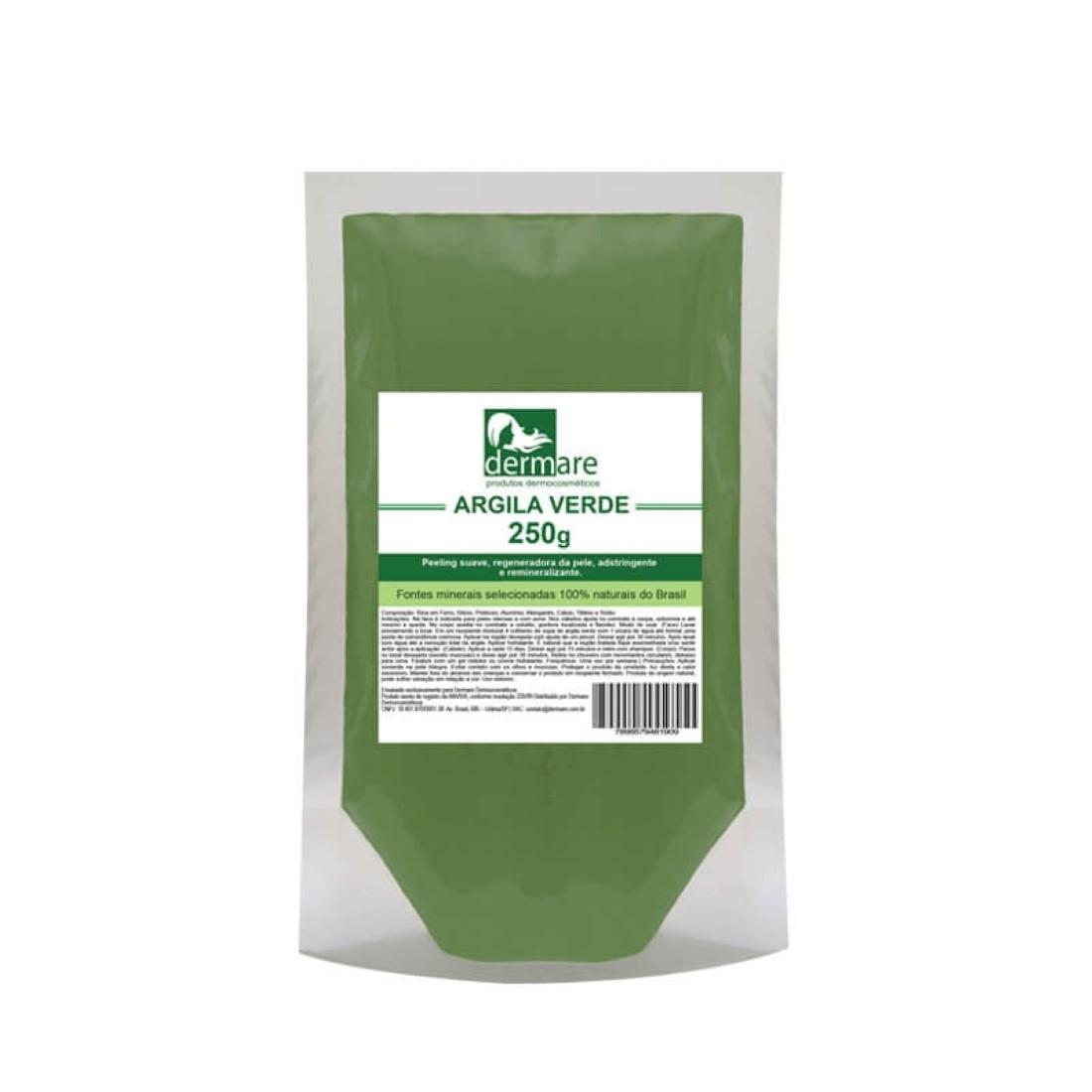 Argila Verde 250g - Dermare