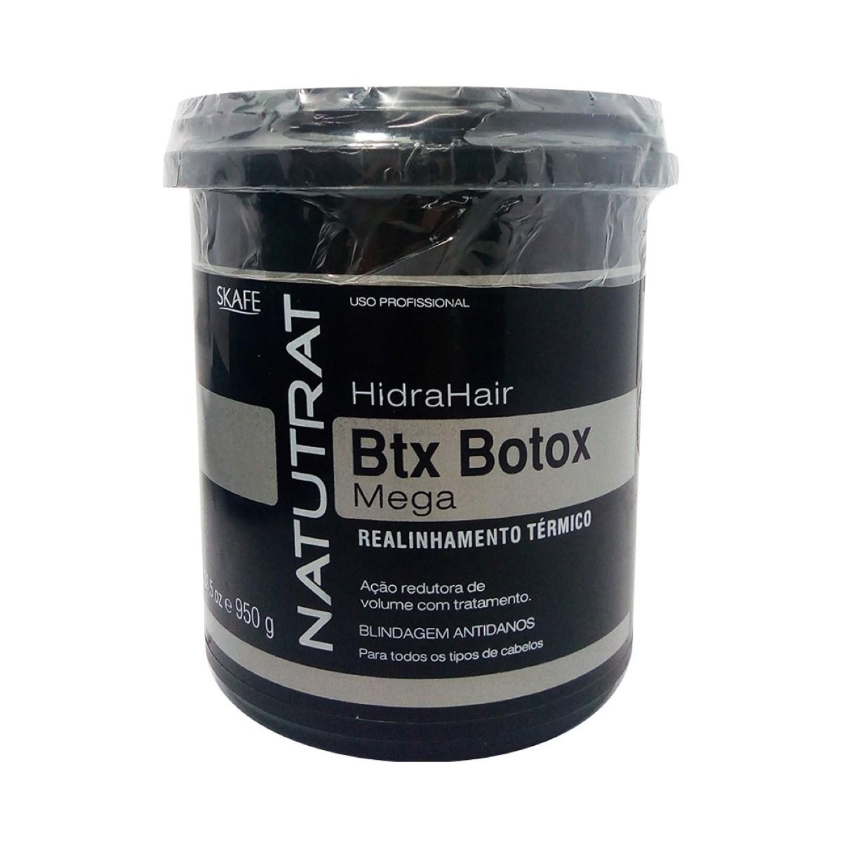 Botox Natutrat HidraHair Mega 950g - Skafe