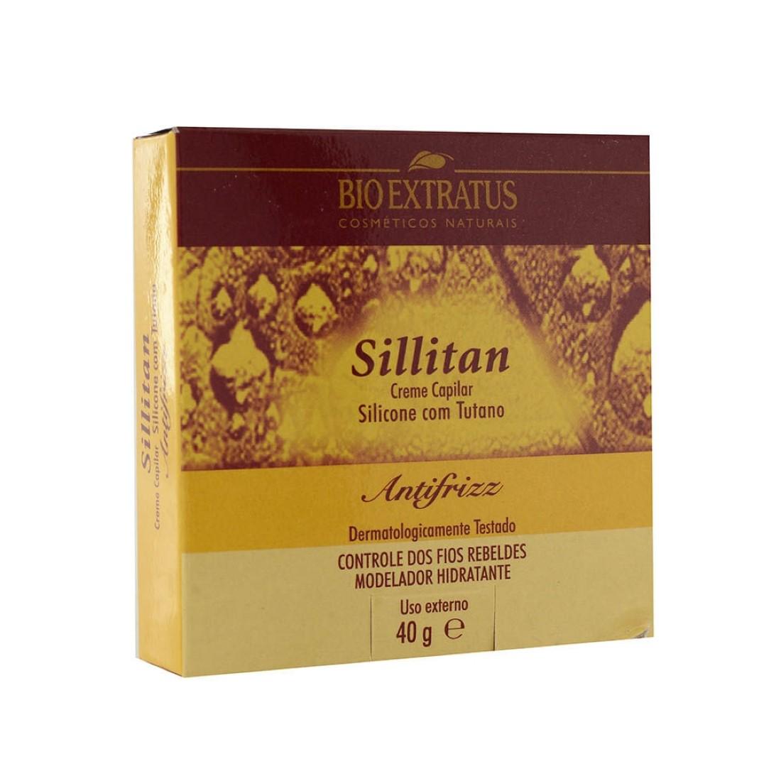 Creme Capilar Sillitan Tutano 40g- Bio Extratus