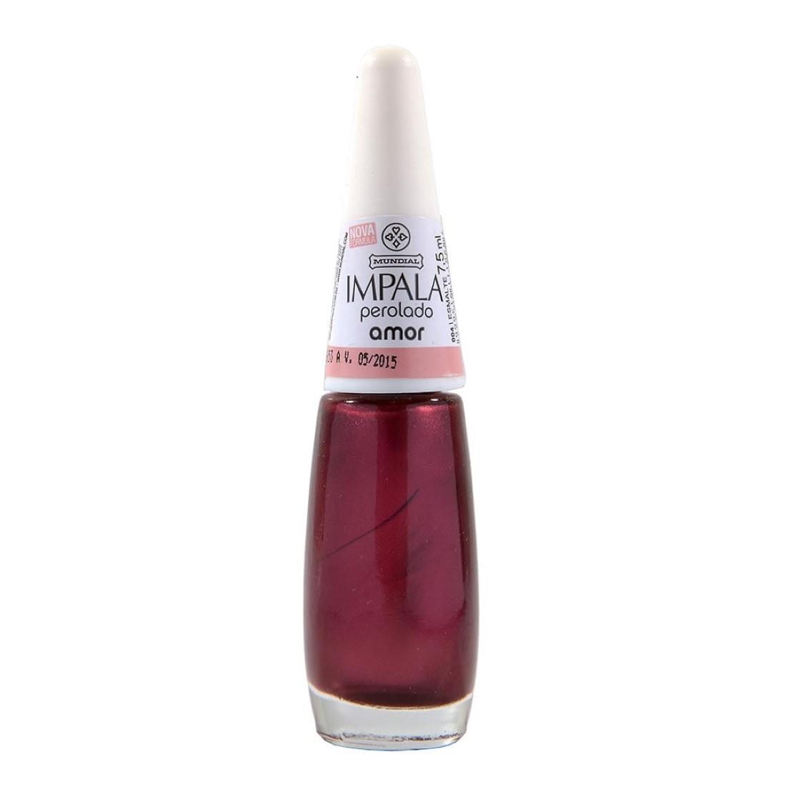Esmalte Perolado Amor - Impala
