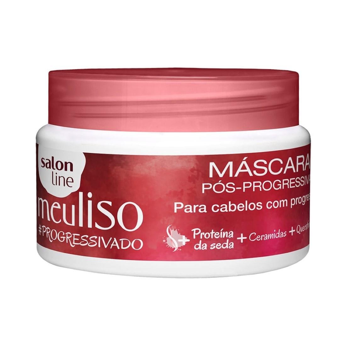 Máscara Meu Liso #Progressivado 300g - Salon Line