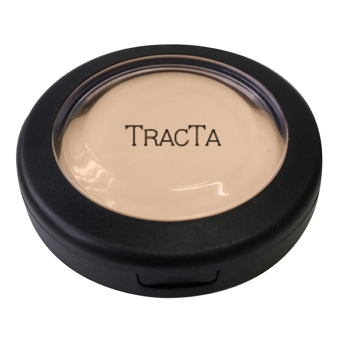 Pó Compacto HD Ultra Fino Translucent 08 9g - Tracta