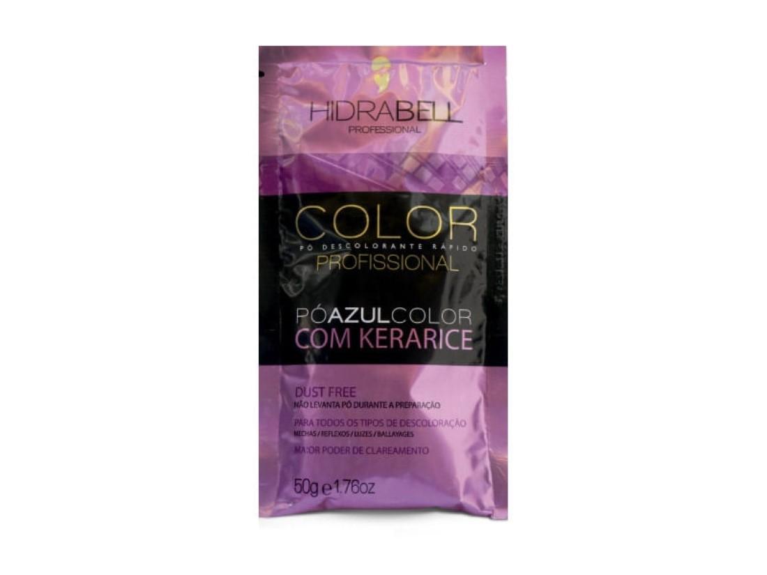 Pó Descolorante Colors Profissional 50g - Hidrabell