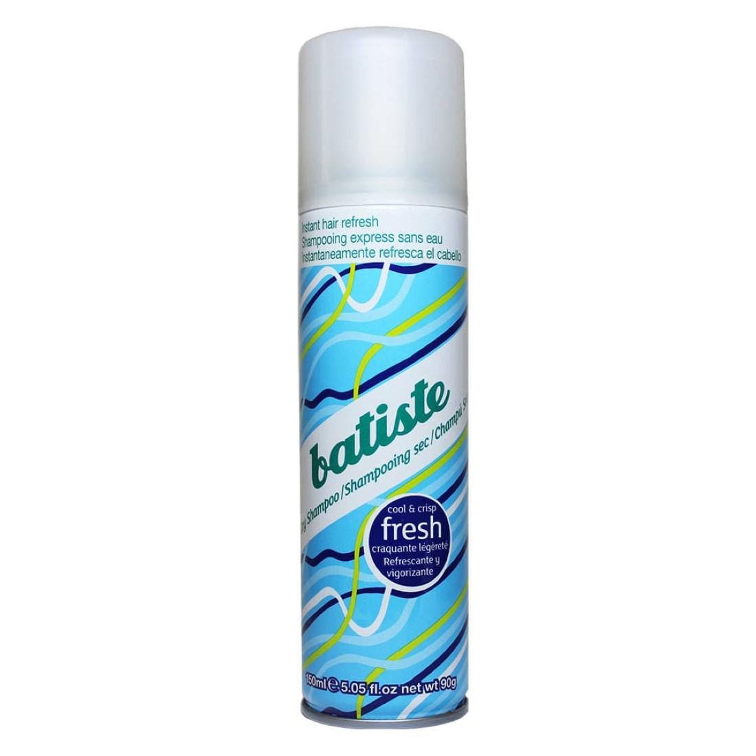 Shampoo a Seco Spray Fresh 150ml - Batiste