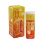 100 Vitamina C Efervescente Tripla Ação C D Zinco Imunidade