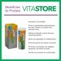 12 Biovita C Zinco Efervescente 1000mg De Vitamina C + Zinco
