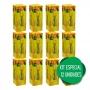 12 Biovita Efervescente 1000 Mg De Vitamina C P/ Imunidade