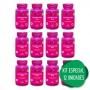 12 Coenzima Q10 p/ Saúde do Coração Antioxidante 50mg por Cp