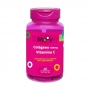 12 Colágeno Hidrolisado + Vitamina C 5,25g Por Porção 60 Cp