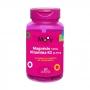 12 Magnésio + Vitamina K2 + Vitamina D p/ Ossos e Circulação