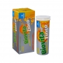 24 Biovita C Zinco Efervescente 1000mg De Vitamina C + Zinco