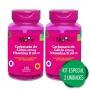 2 Cálcio 625mg + Vitaminas A + B6 + D + E 120 Comp.