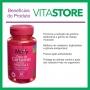 2 Óleo Cártamo + Vitamina E Menos Gordura Abdominal 60 Cps