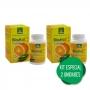 2 Pastilhas Mastigáveis Vitamina C Muito Saborosas 500 Mg