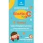 2 Vitamina C Pastilhas Mastigáveis Infantil Muito Saborosas