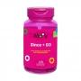 3 Zinco + Vitamina D P/ Saúde Mental E Imunidade  360 Comp