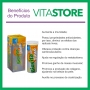 48 Biovita C Zinco Efervescente 1000mg De Vitamina C + Zinco