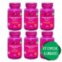 6 Colágeno Verisol 2,5g por porção Contém 100mg Vitamina C
