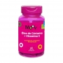 Óleo Cártamo + Vitamina E Menos Gordura Abdominal 60 Cps