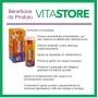 Vitamina C Efervescente Tripla Ação P/ Imunidade C D Zinco