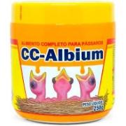 CC Albium Completo para Pássaros 250g