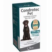 Condritec Pet Suplemento Alimentar para Cães e Gatos - 500mg