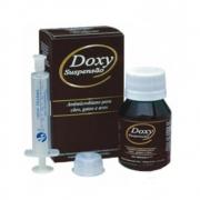 Doxy Suspensão - Antimicrobiano para Cães, Gatos e Aves
