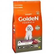 Golden Premier Carne para Cães Adultos Pequeno Porte  Kg.