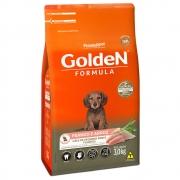 Golden Premier Frango para Cães Filhote Pequeno Porte 3KG