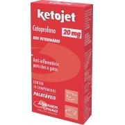 Ketojet Cetoprofeno 20 mg