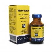 Mercepton Injetável Antitóxico 20 ML