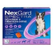 NexGard 15,1-30 Kg - Antipulgas e Carrapatos