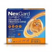 NexGard 2-3,5 Kg - Antipulgas e Carrapatos