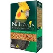 Nutrópica para Calopsitas com Frutas 300g