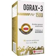 Ograx 1500 Ômega 3 ( 30 capsulas )