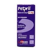Petpril Agener União 5 mg 30 Comprimidos