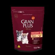 Ração Gran Plus Para Gatos Filhote Frango e Arroz 3Kg